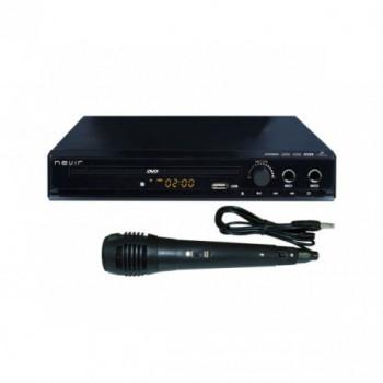 DVD  NEVIR NVR-2329 DVD-KUM CON KARAOKE+MICROF