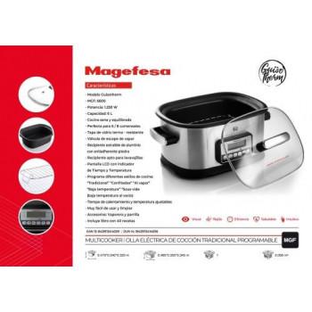OLLA ELECTRICA MAGEFESA MGF6600 6LTR.1250W