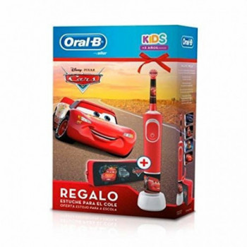 CEPILLO DENTAL BRAUN  CARS + PC
