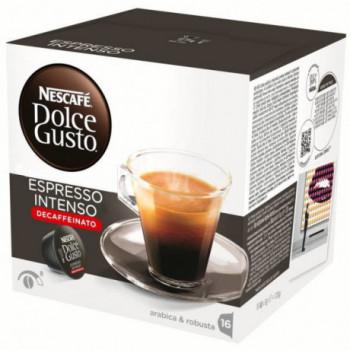 CAFE DOLCE GUSTO ESPRESSO INTENSO DES CAFEINATO 16CapX3
