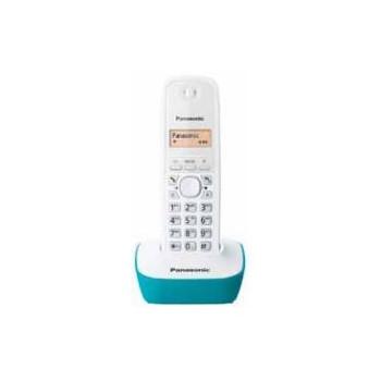 TELEFONO DECT PANASONIC KX-TG1611SPC BLANCO/CARIBE