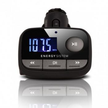 RADIO ENERGY CAR FM-T CAR MP3 F2 BLAC