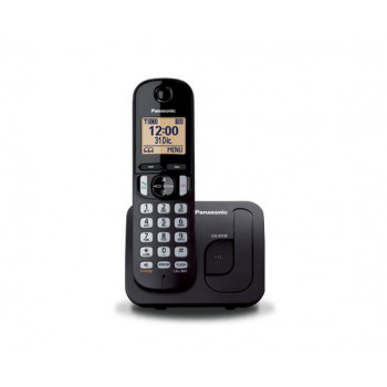 TELEFONO DECT PANASONIC KX-TGC210SPB NEGRO