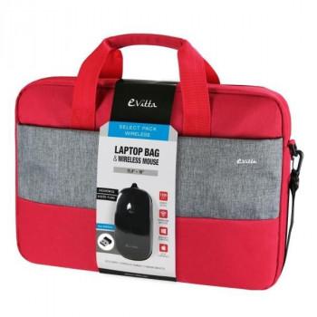BOLSA E-VITTA BAG SELECT PACK 16 WIRELESS RED