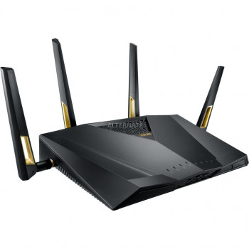 ROUTER  ASUS 90IG04F0-MM3G00 WIRELESS-AX6000 DUALBAND GIGABIT RO