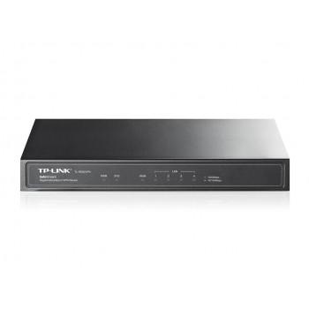 "ROUTER  TP-LINK ""TL-R600VPN V3""  VPN  1 PORT WAN GIGA 4 PORT LAN GIGA"