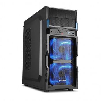 COMPONENTE PC  SHARKOON 4044951017478 CAJA ATX  VG5-V 2XUSB3.0 SIN FUENTE