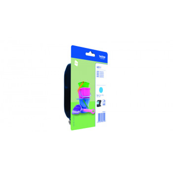 ACCESORIO BROTHER TINTA CIAN DCP-J562DW MFC-J880DW