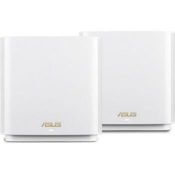 WIFI  ASUS 90IG0590-MO3G80 ZENWIFI AX XT8 WHITE PK 2