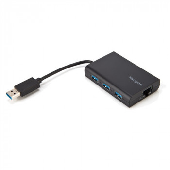 MODEM TARGUS HUB USB 3.0 WITH ETHERNET