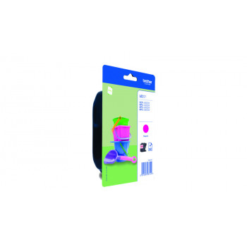 ACCESORIO BROTHER TINTA MAGENTA DCP-J562DW MFC-J880DW