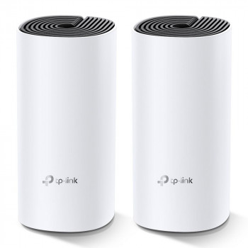 ROUTER  TP-LINK DECO M4 2-PACK REPETIDOR  AC1200HOME MESH WIFI