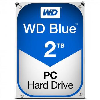 COMPONENTE PC WESTERN HDD BLUE 2TB 3 5 SATA3 64 MB 5400
