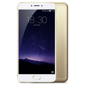 TELEFONO MOVIL  LIBRE MEIZU MX6 32GB GOLD WHITE 5