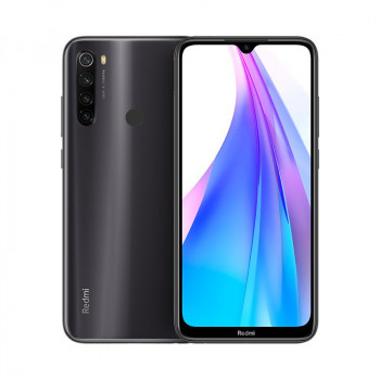 TELEFONO MOVIL  XIAOMI MZB8480EU SMARTPHONE  REDMI NOTE 8T 4+64G GREY