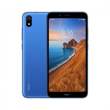TELEFONO MOVIL  XIAOMI SM47704247 SMARTPHONE  REDMI 7A 4G 2GB 16GB MATTE BLUE