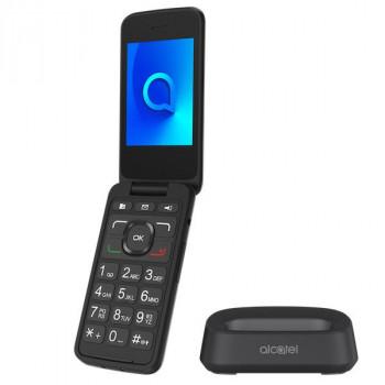 TELEFONO MOVIL  ALCATEL 3026X-2AALWE1 3026X METALIC GREY