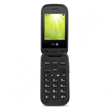 TELEFONO MOVIL  DORO PRIMO 2404 NEGRO   M??VIL SENIOR DUAL SIM 2.4     C??MARA 0
