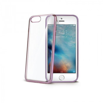 CARCASA CELLY LASER COVER IPHONE 7 RGOLD