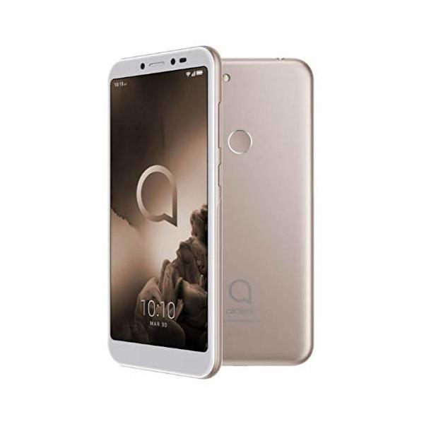 "TELEFONO MOVIL  ALCATEL 5024F-2DALWE2 SMARTPHONE  1S 5.5"" HD+ 4G 16+8MP OC DUAL"
