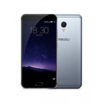 "TELEFONO MOVIL  LIBRE MEIZU MX6 DARK GREY BLACK 5.5""/4GB/32GB/4G/10C"