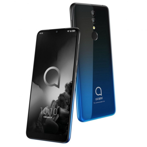 "TELEFONO MOVIL  ALCATEL 5053K-2AALWE2 SMARTPHONE  3 (2019) 5.9"" HD+ 4G 16+5+13MP"