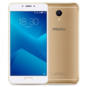 TELEFONO MOVIL  LIBRE MEIZU M5 NOTE 16GB GOLD 5