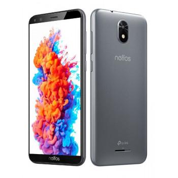 "TELEFONO MOVIL  TP-LINK TP7031A21EU SMARTPHONE  NEFFOS C5 PLUS 5"" 1/ 8GB GRIS F2"