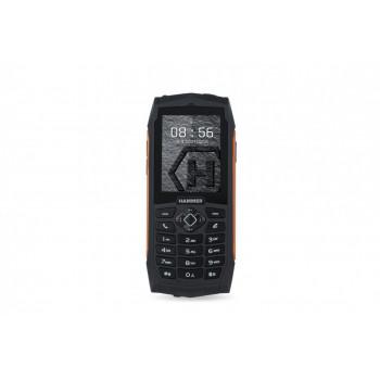 TELEFONO MOVIL  MYPHONE HAMMER 3 NARANJA  HAMMER 3 NEGRO NARANJA MÓVIL RESISTENT