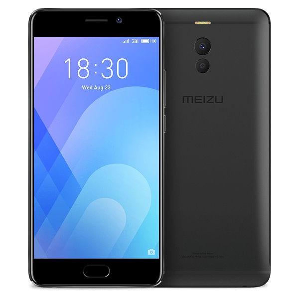 TELEFONO MOVIL  MEIZU M6 NOTE (32GB+3GB) NEGRO  M6 NOTE NEGRO M??VIL 4G DUAL SIM