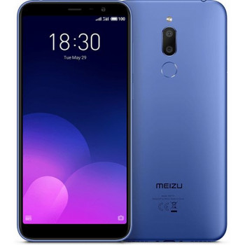 TELEFONO MOVIL  MEIZU M6T (16GB+2GB) AZUL  M6T AZUL M??VIL 4G DUAL SIM 5.7     I