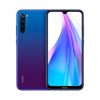 TELEFONO MOVIL  XIAOMI SM47704494  REDMI NOTE 8T 4G 128GB DUAL-SIM STARS BLUE