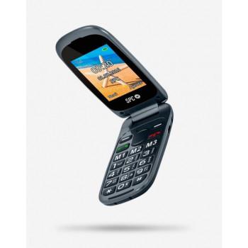 TELEFONO MOVIL LIBRE SPC 2304N TECLAS GRANDES