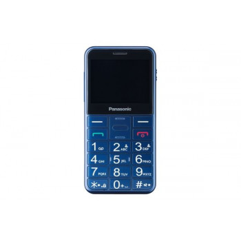 TELEFONO MOVIL SENIOR PANASONIC KX-TU150EXC AZUL