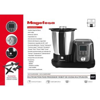ROBOT  MAGEFESA MGF4550 1200W