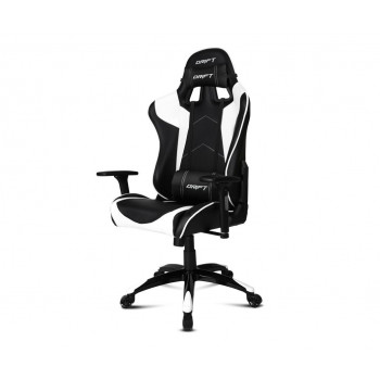MUEBLE  DRIFT DR300BW SILLA GAMING  DR300 NEGRO/BLANCO