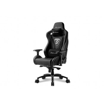 MUEBLE  SHARKOON 4044951021703 SILLA GAMING  SKILLER SGS4 NEGRO 160º
