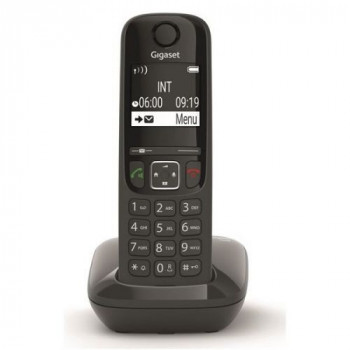 TELEFONO  GIGASET S30852-H2816-D201 AS690 BLACK