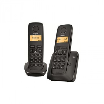 TELEFONO GIGASET TEL. DECT A120 DUO