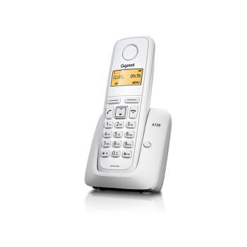 TELEFONO GIGASET  DECT A120 BLANCO