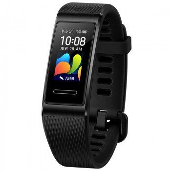 RELOJ  HUAWEI 55024987 BAND 4 PRO GRAPHITE BLACK