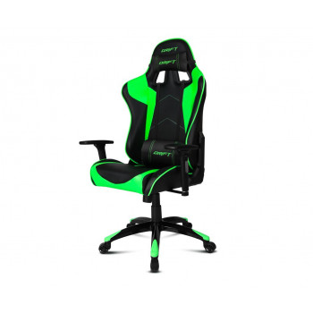 MUEBLE  DRIFT DR300BG SILLA GAMING  DR300 NEGRO/VERDE