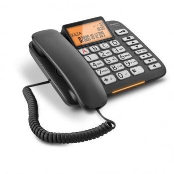 TELEFONO  GIGASET S30350-S216-R101 DL580 BLACK