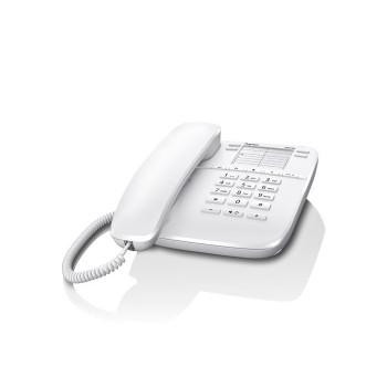 TELEFONO GIGASET  FIJO DA410 BLANCO