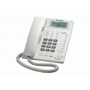 TELEFONO SOBREMESA PANASONIC KX-TS880EXW ID LLAMADA