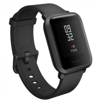 RELOJ  XIAOMI AMAZFIT BIP NEGRO   SMARTWATCH 1.28     WIFI GPS BLUETOOTH PULS??M