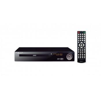 DVD CON TDT NEVIR NVR-2355 DVD-T2 HDU CON TDT HD