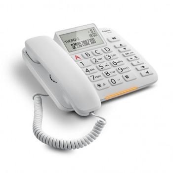 TELEFONO  GIGASET S30350-S217-R102 DL380 WHITE