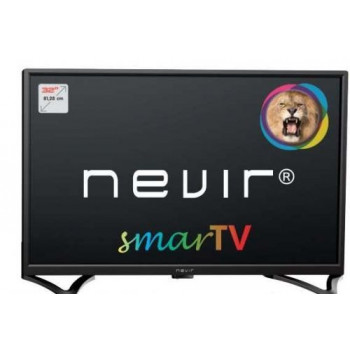 """TV LED 32"""" ANDROID NEVIR NVR-8050-32RD2S-SMA-N NEGRO"""