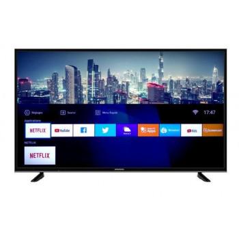 TV  GRUNDIG 49GDU7500B   TELEVISOR 49     LCD LED 4K UHD HDR 1100HZ SMART